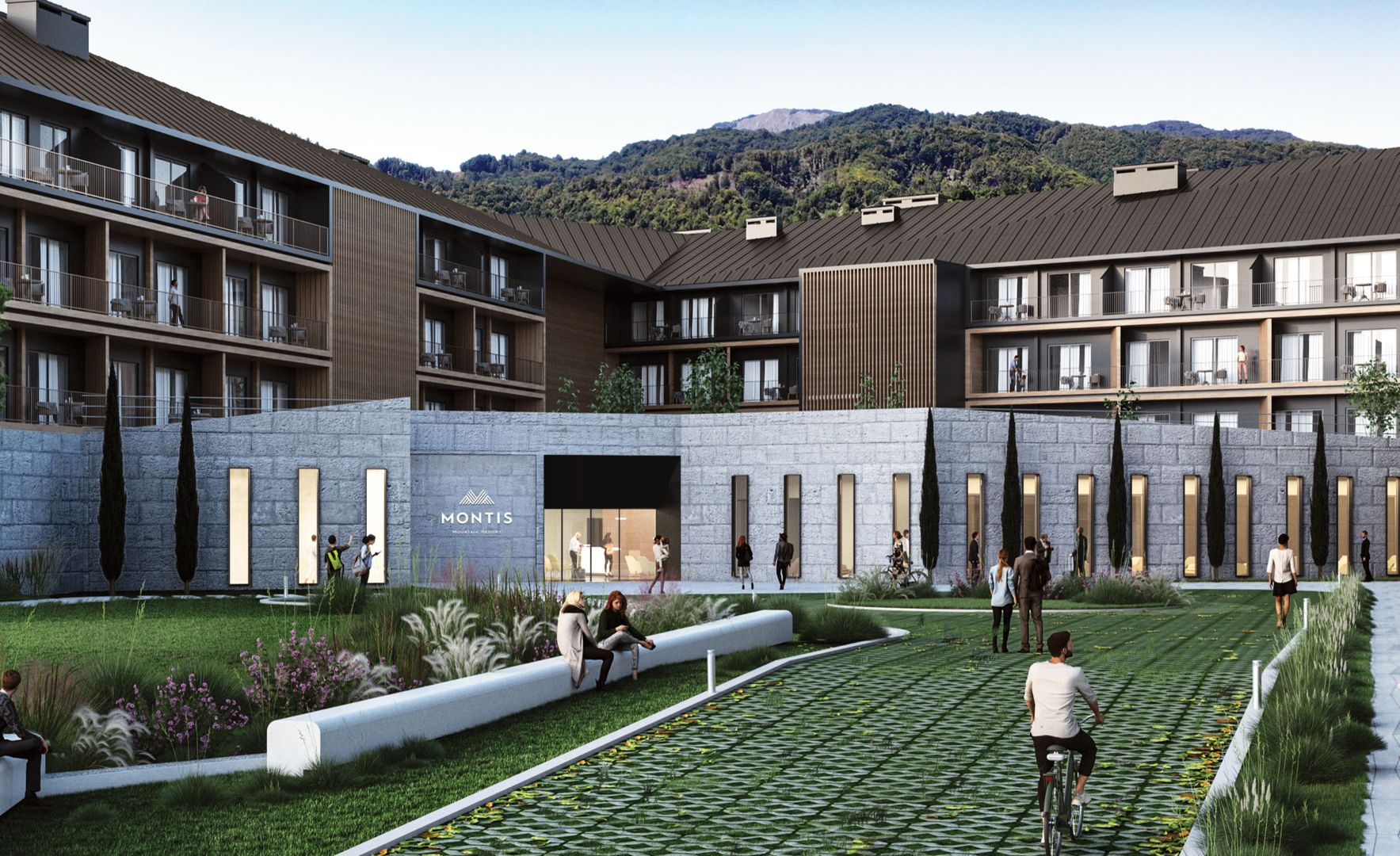 Montis mountain resort – Citizenship by investment