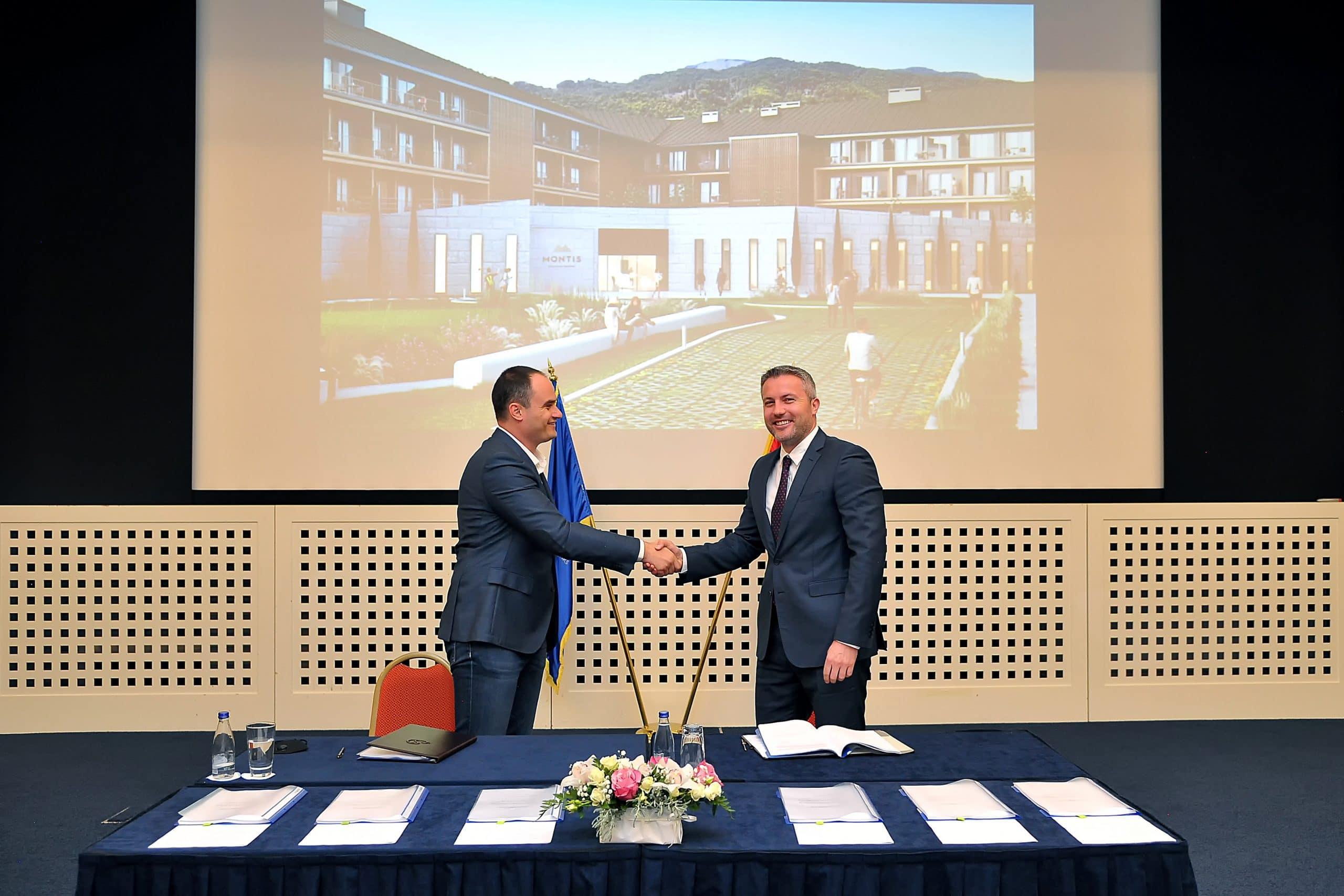 Goldan group and Splendid partnership